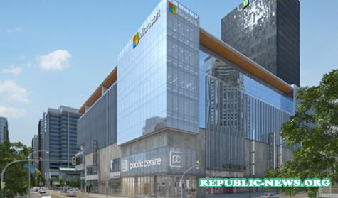 Microsoft Berkembang Pesat di Vancouver